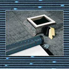 neu einlagige elastomerbitumen schwei bahn thermosolo von icopal gmbh dach. Black Bedroom Furniture Sets. Home Design Ideas