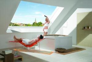 Panorama Dachfenster roto azuro panorama dachfenster macht die dachwohnung zur wohn-oase
