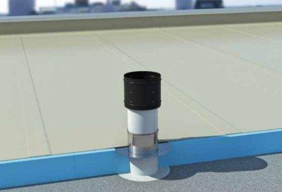 l ftungsrohr dach klimaanlage und heizung zu hause. Black Bedroom Furniture Sets. Home Design Ideas